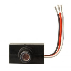 Photoelectric Sensors For Outdoor Lights