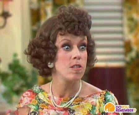Carol Burnett Characters