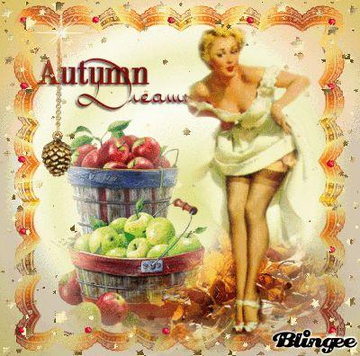 Vintage,Autumn