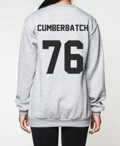 Benedict Cumberbatch Sweatshirts Unisex size, Unisex Sweatshirts