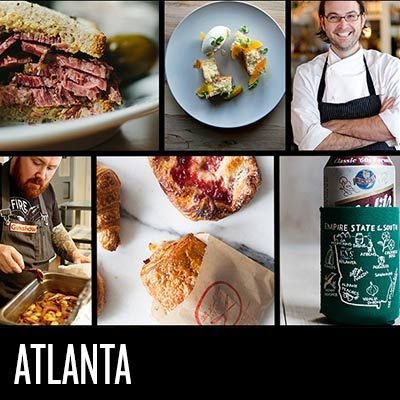 Hotlanta has emerged as one of the dining capitals of the South, a place that cares deeply about good food. Check our City Guide to find out where to eat, drink and shop in Atlanta right now.