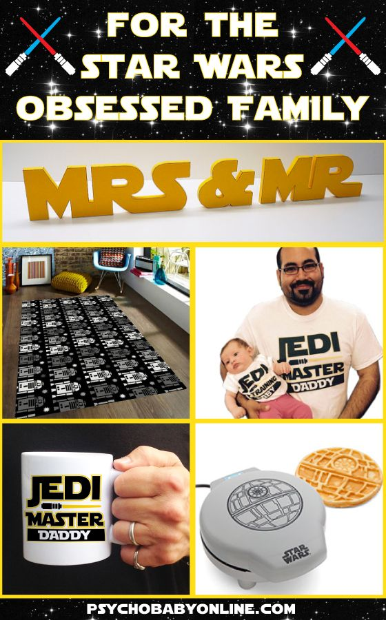 Star Wars Gifts & Party - Psychobaby