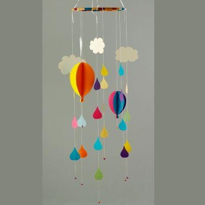 Decorative balloon up to the sky | myartshop