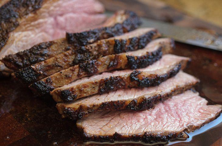Как правильно запекать большие куски мяса