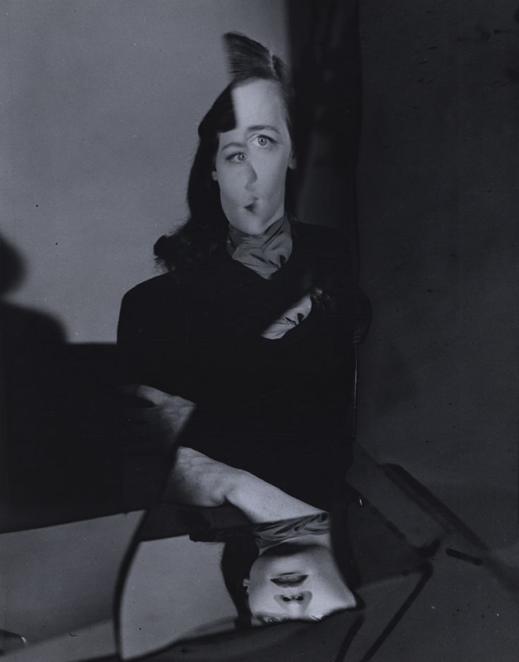 Erwin Blumenfeld, Tedi Thurmann, New York, 1944