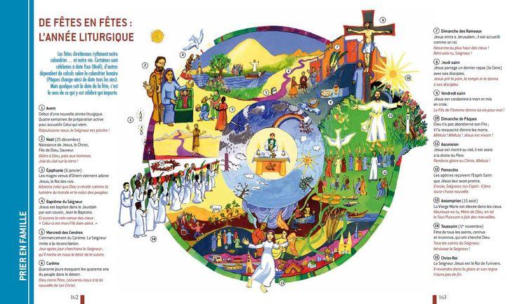 Calendriers liturgiques - Liturgische Kalender - Le Blog de Jackie