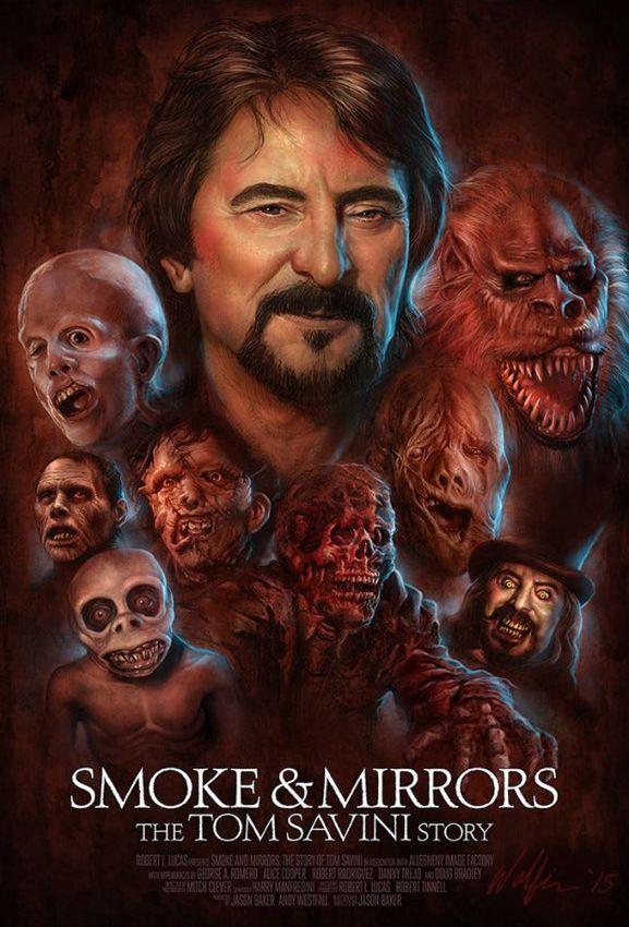 The Tom Savini Documentary Received New Poster