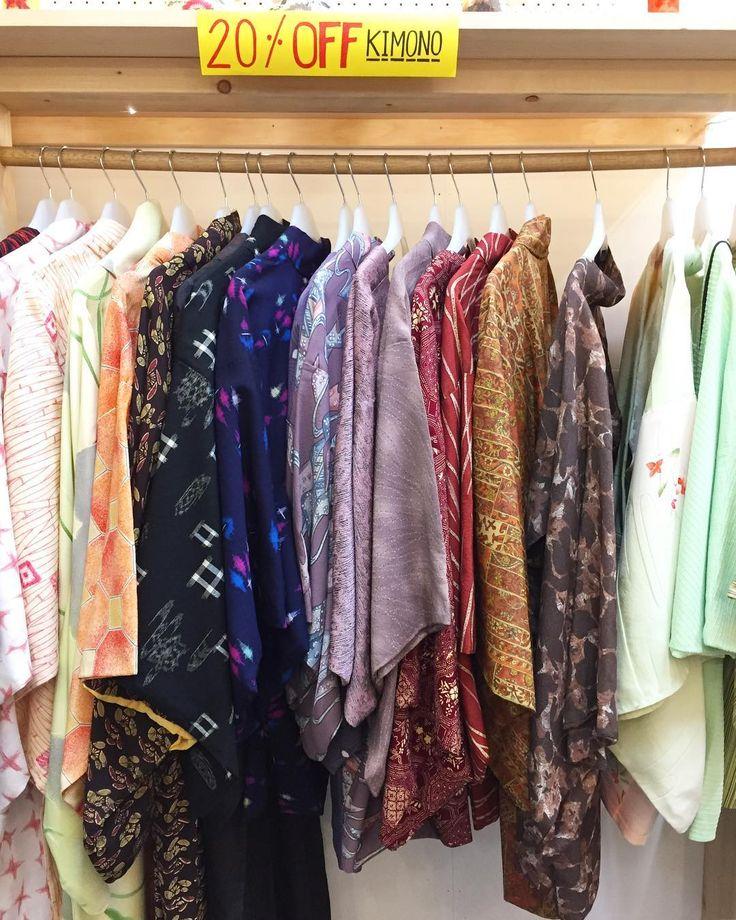 20% off marked prices on Kimono!  THIS WEEKEND ONLY!! Find us on Aisle G at @southmelbournemarket  #kimono #sale #haori #yukata #michiyuki #obi #silkkimono #kimonorobe #kimonojacket #sale #kimonosale #southmelbourne #southmelbournemarket #vintage #retro #melbourne #melbourneshopping #preloved #kimonostyle #kimonofashion #vintagejapanese #vintagefromjapan #japan #japanesevintage #recycled #sustainablefashion #japanesekimono #koenjivintage