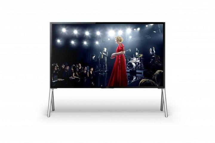 Sony XBR® X950B Series 4K Ultra HD TV - Nowość ogłoszona na CES 2014! Więcej informacji: http://www.sony.pl/hub/nowe-telewizory
