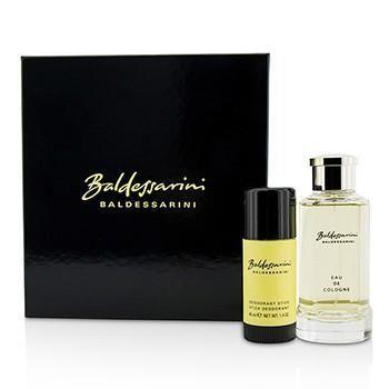 Baldessarini Coffret: Eau De Cologne Spray 75ml-2.5oz + Deodorant Stick 40ml-1.4oz - 2pcs