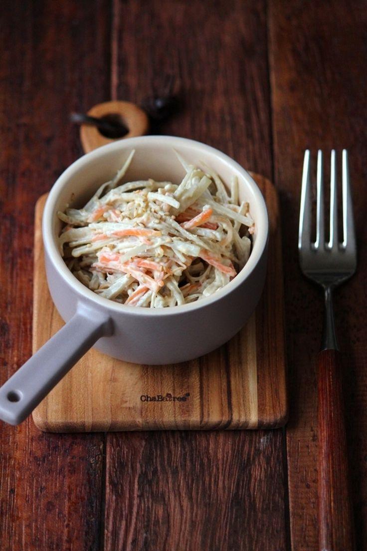ごぼうサラダ。 by 栁川かおり 「写真がきれい」×「つくりやすい」×「美味しい」お料理と出会えるレシピサイト「Nadia | ナディア」プロの料理を無料で検索。実用的な節約簡単レシピからおもてなしレシピまで。有名レシピブロガーの料理動画も満載!お気に入りのレシピが保存できるSNS。