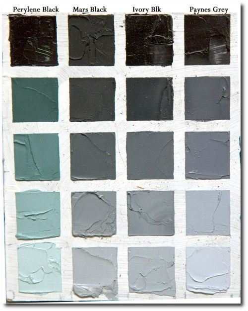 67 best images about tips and tricks on pinterest for How to mix grey paint
