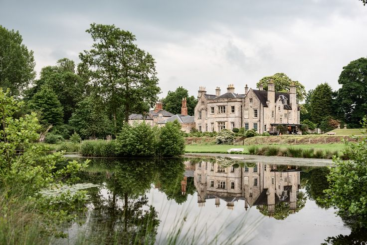 Pipewell Hall, an outdoor & tipi wedding venue in Northants (3)
