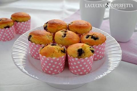 I muffin ai mirtilli