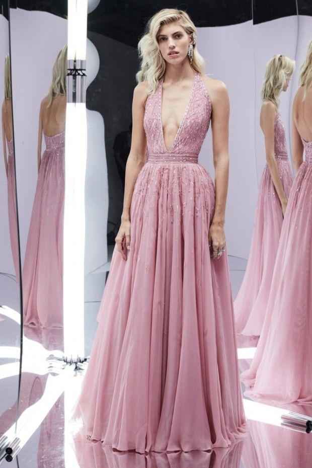 A primavera/17 de Zuhair Murad está mais festiva que nunca! - Fashionismo