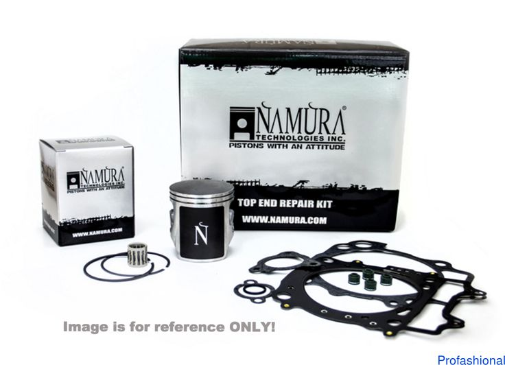 Namura NX-70021-CK1 Top-End Rebuild Kit for 2003-14 KTM 200 EXC / 200 MXC - 63.9