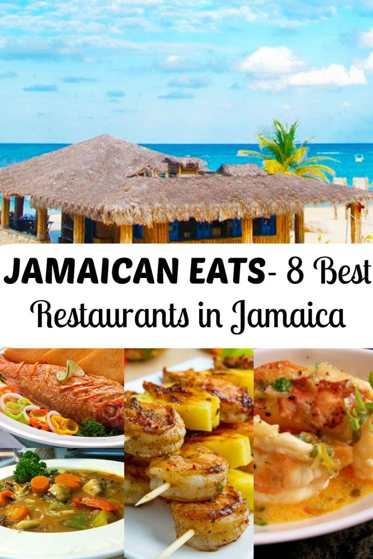 Jamaican Eats – 8 Best Restaurants in Jamaica! Travel, Tourism, Vacation, Jamaica, food, Caribbean, tropics, beaches and Red Stripe Beer.