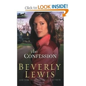 The Confession (The Heritage of Lancaster County #2)