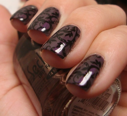 17 Best Ideas About Brown Nail Polish On Pinterest