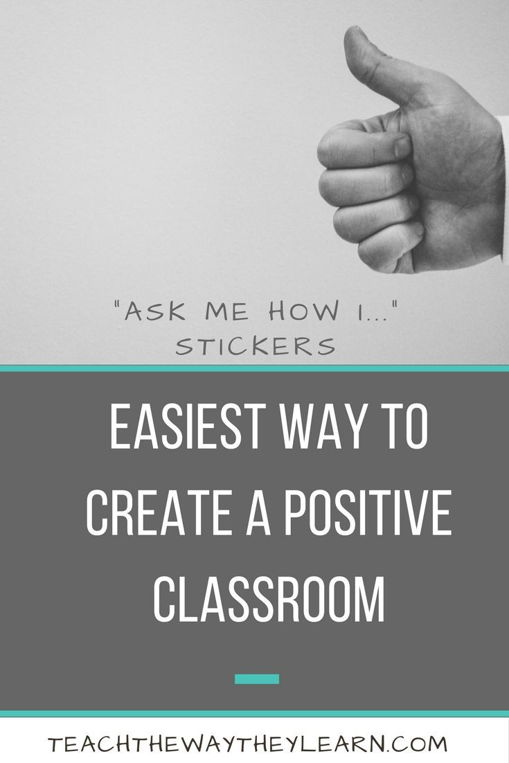 The easiest way to focus on student's good behavior!