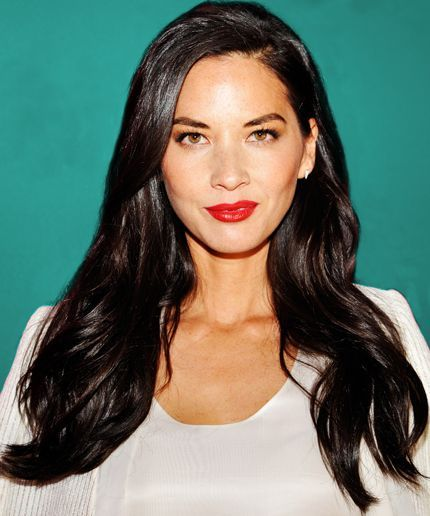 The Product Behind Olivia Munn's Glossy Hair Is NOT What You Think #refinery29  http://www.refinery29.com/2015/11/97478/olivia-munn-shiny-hair
