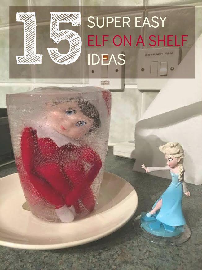 Fun Stuff For Kids The Elf On The Shelf