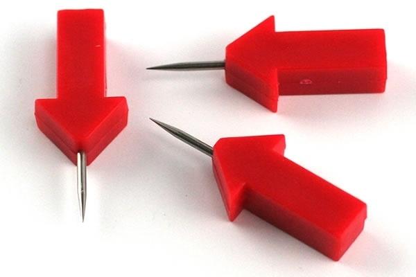 Arrow Push Pins