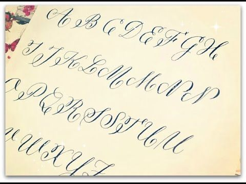 17 Best Images About Lettering On Pinterest Writing In