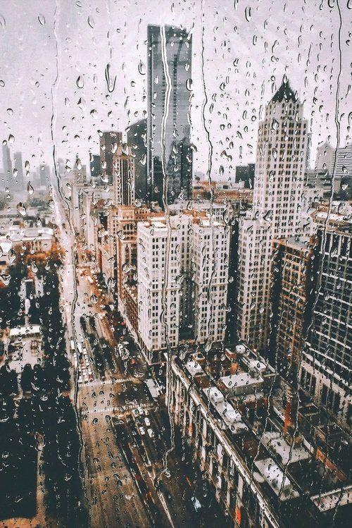 rainy days in nyc