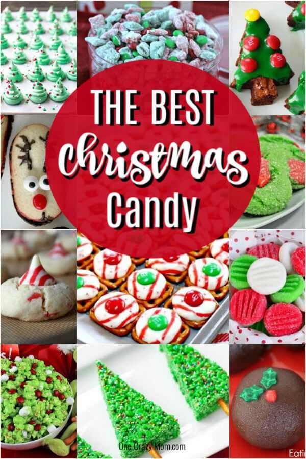 Christmas Candy Recipes   the best christmas candy recipes in 2020