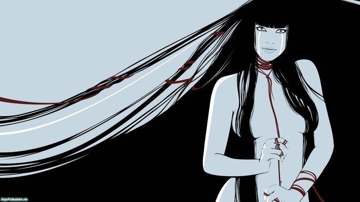 Скачать красивые черно-белые обои, размер 1920х1080, , девушка, черно-белый, волосы, рисунок, вектор