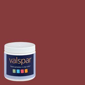 Valspar - Posh Red - kitchen accent (?)
