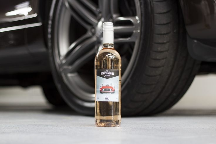 De Automobiel Fabriek wijn! #rosé