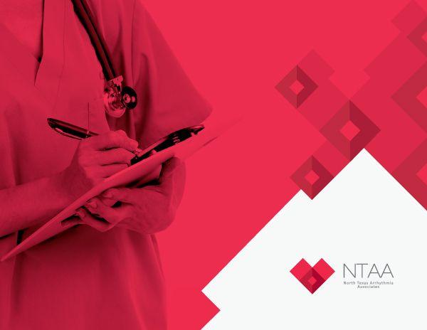 North Texas Arrhythmia Associates by Oven / Bucaramanga - Logozine