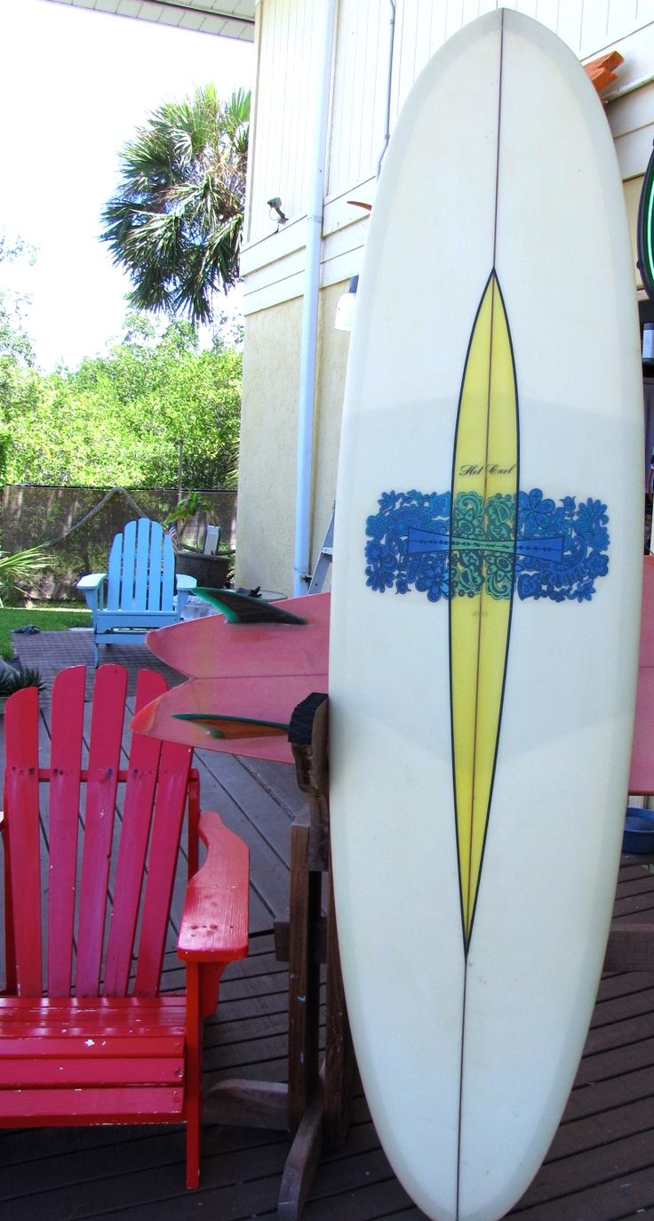 Gordon and Smith G&S Skip Frye Vintage transitional surfboard surf board waveset fin surfshop used surfboards stuart jensen beach fl 34996
