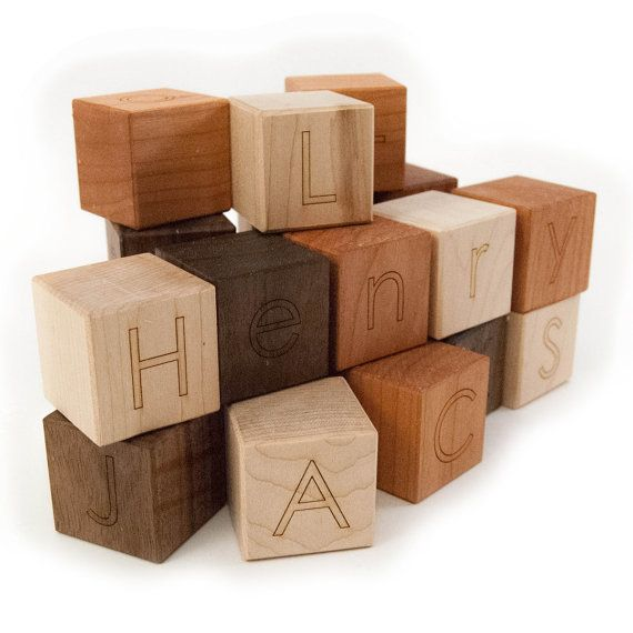 wooden block letters 17 best images about jouet d enfant on toys 25670