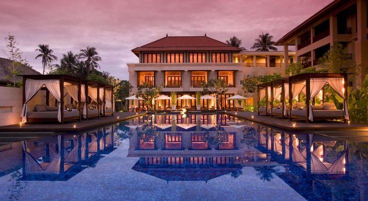 Séjour Bali Ecotour, promo séjour Hôtel Conrad Bali Resort & Spa à Denpasar prix promo séjour Ecotour à partir 1 892,00 € TTC