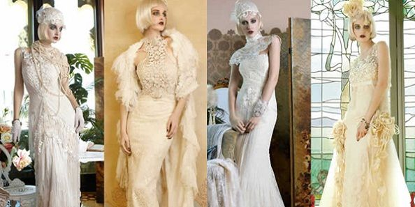 Свадьба в стиле ретро. Организация винтажной свадьбы в стиле 20-30-х годов.