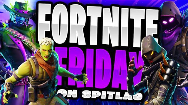 Friday Night Fortnite with the boys | Gaming Entertainment