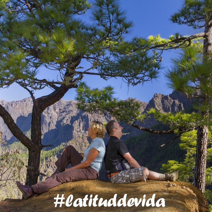 Caldera de #Taburiente #LaPalma #IslasCanarias