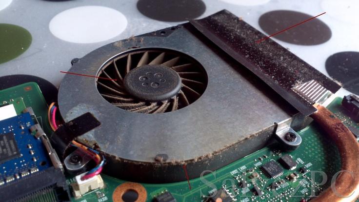 Folosit intens, un Toshiba Satellite de nici 2 ani, poate avea probleme serioase de supraincalzire din cauza prafului