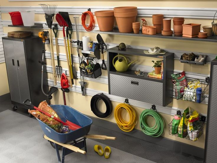 5 Quick Steps To A Perfectly Organized Garage