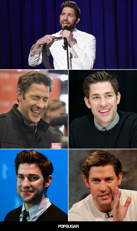 John Krasinski got super ripped for 13 Hours, but he has always been so adorable.
