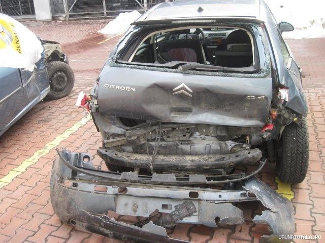 Citroen C4 avariat de vanzare (crashed)