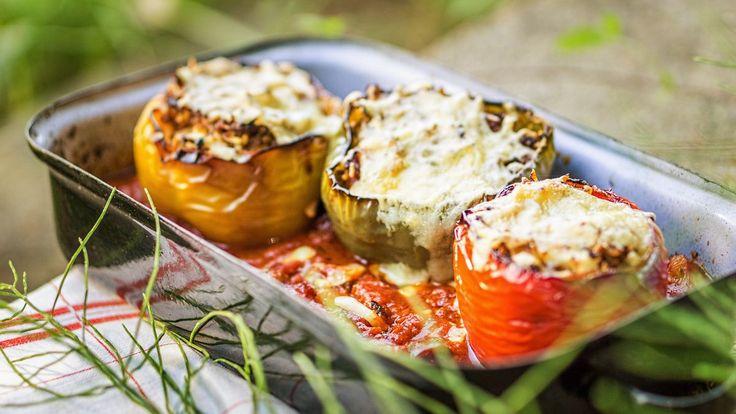 Klasika jinak: Tyhle plněné papriky si zamilujete! - Proženy