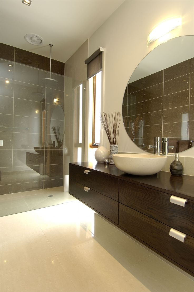 what do you think of this bathrooms tile idea i got from beaumont tiles check - Bathroom Ideas Brown