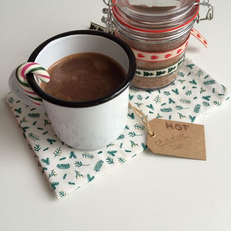 Chocolademelk mix (voor jezelf of als cadeau!)