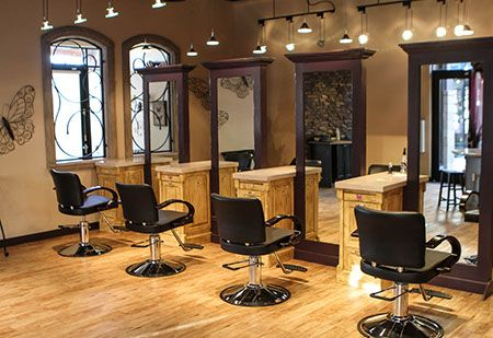 25 best ideas about salon and spa on pinterest beauty for Above all grand salon