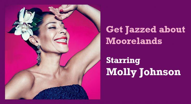 Jazz singer Molly Johnson