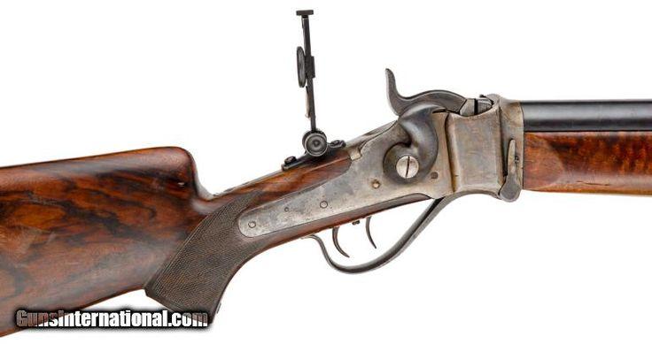 SHARPS NIEDNER MODEL 1874 TARGET RIFLE for sale online.